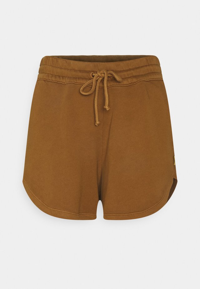 Short - brown ochre