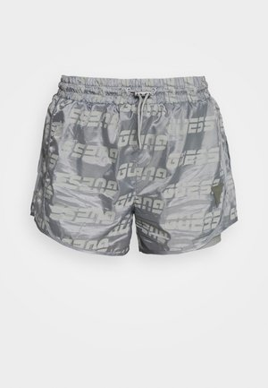 SHORT PANT - Sports shorts - lead grey