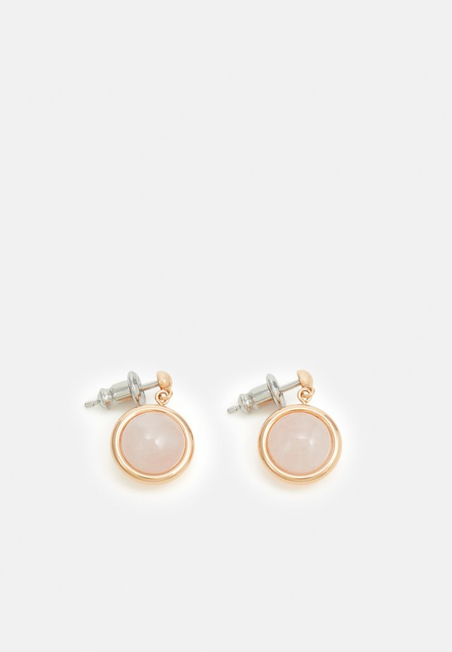 CLASSICS - Earrings - rose gold-coloured