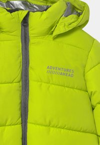 Name it - NMMMILTON PUFFER - Giacca invernale - acid lime - 3