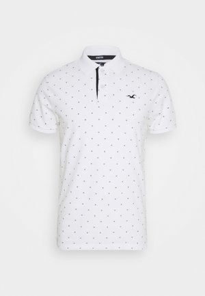 CORE PRINTS - Poloshirts - white