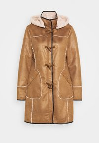 LIEKE - Classic coat - light brown