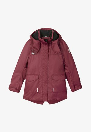 PIKKUSERKKU - Winter jacket - jam red