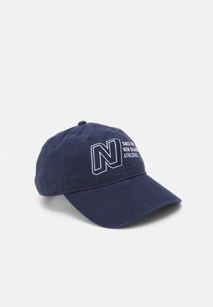 COLLEGIATE UNISEX - Cap - navy