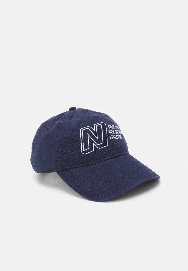New Balance - COLLEGIATE UNISEX - Cap - navy