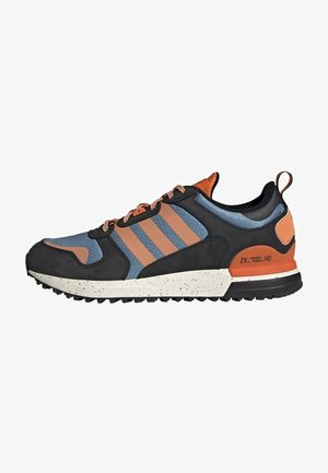 ZX - Zapatillas - core black easy orange orange