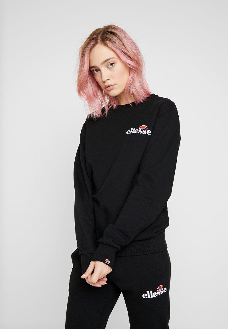 Ellesse - TRIOME - Sweatshirt - black