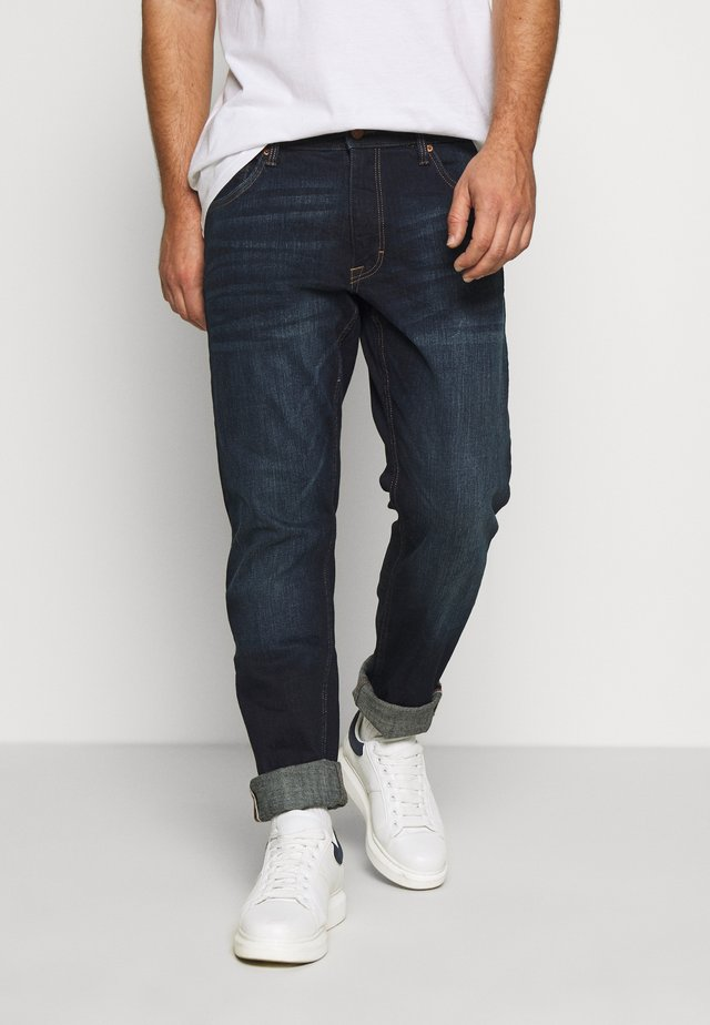 Straight leg jeans - denim blue