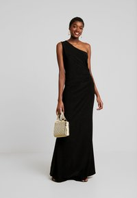 WAL G. - OFF THE SHOULDER LONG - Occasion wear - black - 2