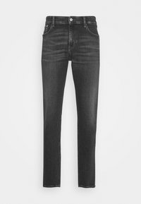 Tommy Jeans - DAD STRAIGHT - Jeans straight leg - barton black - 3