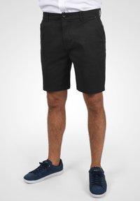 Solid - RAVI - Shorts - black - 0