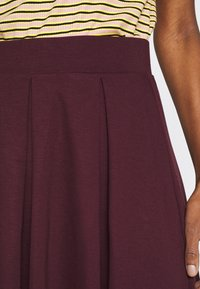 Anna Field Tall - A-line skirt - winetasting - 4
