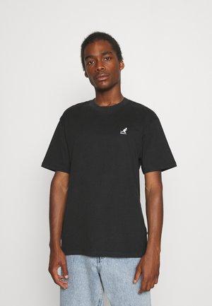 HARLEM - T-shirt basic - black