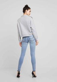 American Eagle - Slim fit jeans - light blue denim - 2