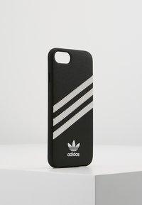 adidas Originals - MOULDED CASE FOR IPHONE 6/6S/7/8 - Etui na telefon - black/white - 4