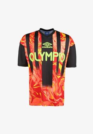 OLYMPIO  - Club wear - tiger / saffron / stretch limo / key lime
