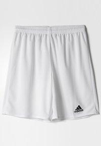 adidas Performance - PARMA 16 AEROREADY PRIMEGREEN SHORTS - Sports shorts - white - 4