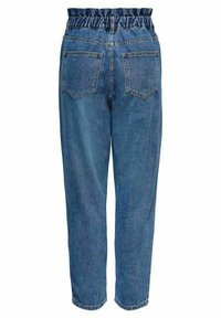 ONLY - Relaxed fit jeans - medium blue denim - 6