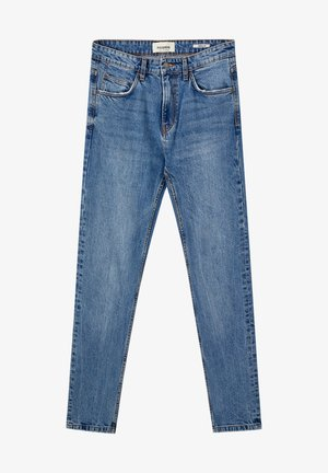 BEQUEME JEANS IM REGULAR-FIT IN BLAU 05682504 - Jeans baggy - dark-blue denim