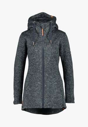 CHARLOTTEAK  - Fleece jacket - marine