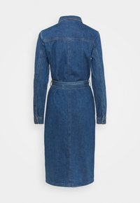 Kaffe - KEISHA DRESS - Denim dress - denim blue - 1