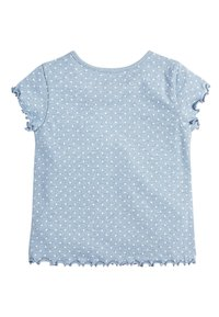 Next - BLUE SPOT BUNNY T-SHIRT (3MTHS-7YRS) - Print T-shirt - blue - 1
