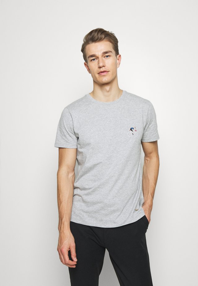 UNISEX - T-shirts med print - grey