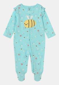 Carter's - INTERLOCK BLUEBEE - Sleep suit - blue - 0