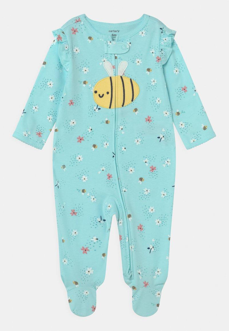 Carter's - INTERLOCK BLUEBEE - Sleep suit - blue