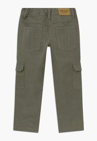 Blue Seven - KIDS UTILITY - Pantalones cargo - khaki - 1