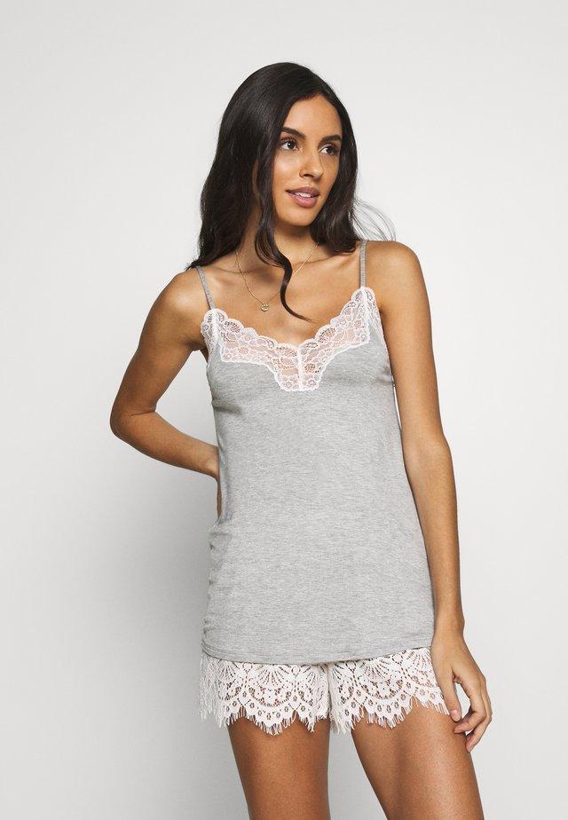 TANK - Nachtwäsche Shirt - grey