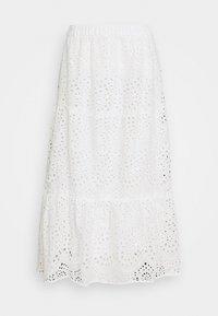 Bruuns Bazaar - ABELINA LAURANA SKIRT - A-line skirt - snow white - 4