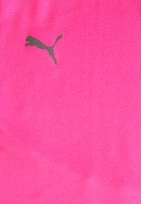 Puma - TRAIN FAVORITE TEE REGULAR FIT - T-Shirt basic - pink - 2
