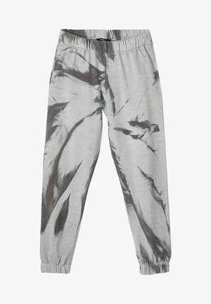 Tracksuit bottoms - alloy