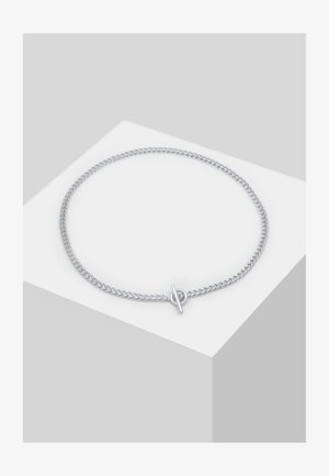 TWISTED - Halsband - silber