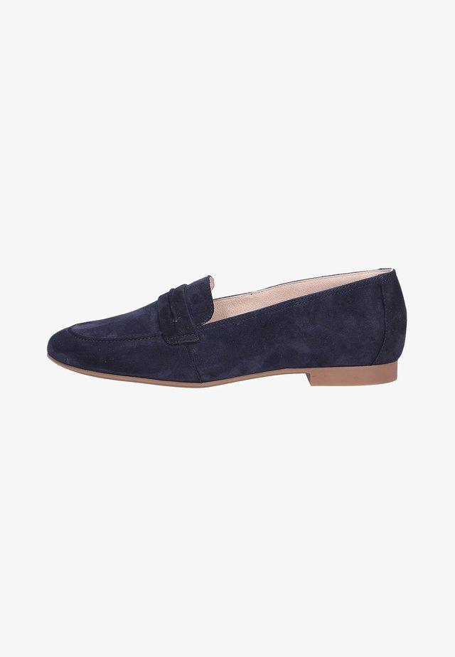 FASHION - Slippers - dunkelblau