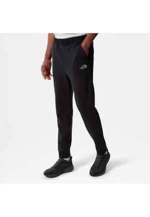 Pantalones deportivos - tnf black