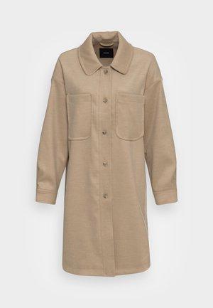 VONGA - Classic coat - cashmere cream