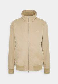 GANT - HAMPSHIRE  - Summer jacket - tan - 5