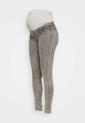 OLMROYAL  - Jeans Skinny Fit - grey denim