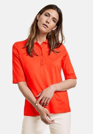 Polo shirt - sundown