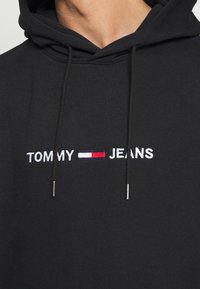 Tommy Jeans - Sweat à capuche - black - 4