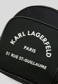 KARL LAGERFELD - GUILLAUME  - Bum bag - black - 3