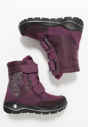 ANNIKA - Winter boots - merlot