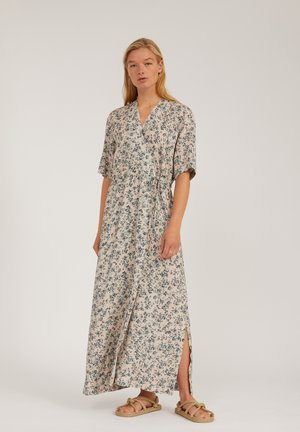 VIKTORIAA GREENHOUSE - Maxi dress - oat