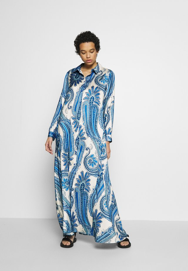 THEMIS DRESS - Maxi dress - navy
