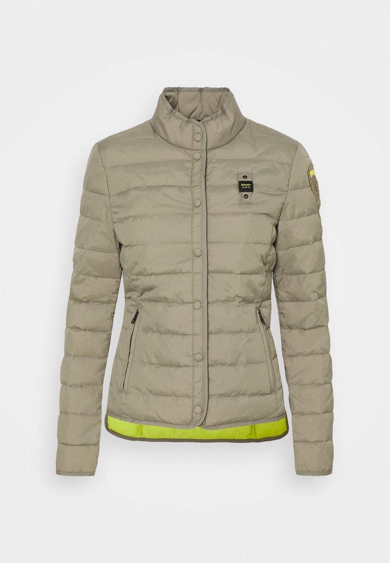Blauer - REPREVE STYLE - Light jacket - olive