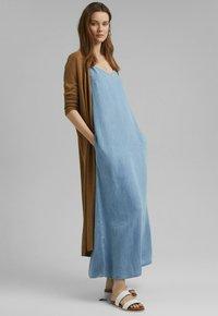 Esprit - Maxi dress - blue bleached - 1