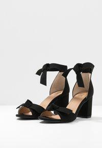 NAE Vegan Shoes - ESTELA - Sandals - black - 4