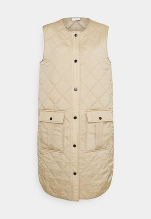 JDYAUGUSTA DIAMOND  - Vest - safari